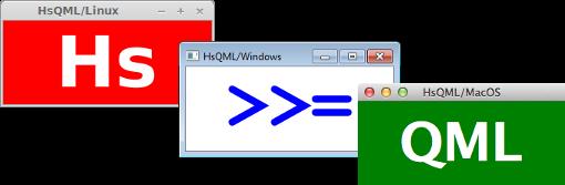 HsQML - Qt Quick for Haskell - Gekkou Software